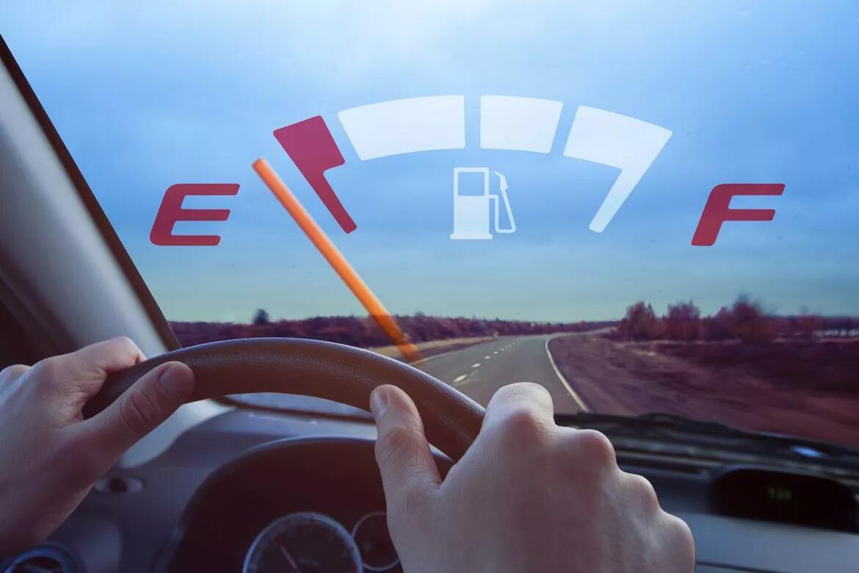 6 cosas que hacer cuando te estás quedando sin gasolina